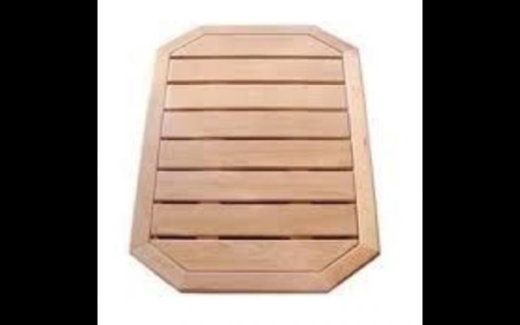 Shower Base Wood
